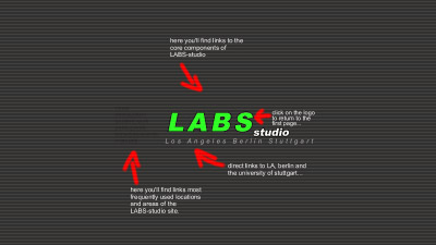 LABS Logo and part from User Education
